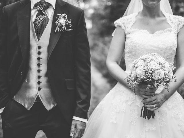 La boda de Claire y Conrado