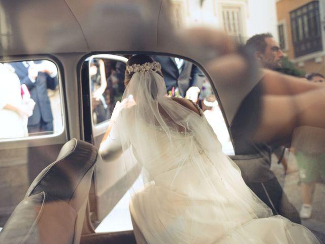 La boda de Manuel y Sandra en Jerez De La Frontera, Cádiz 11
