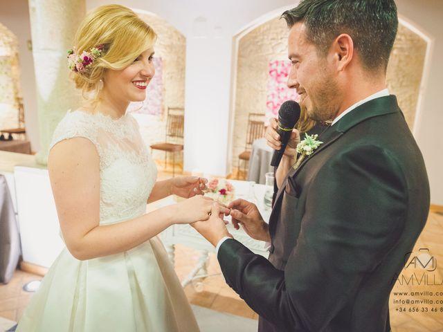 La boda de Yasmín y Juanma
