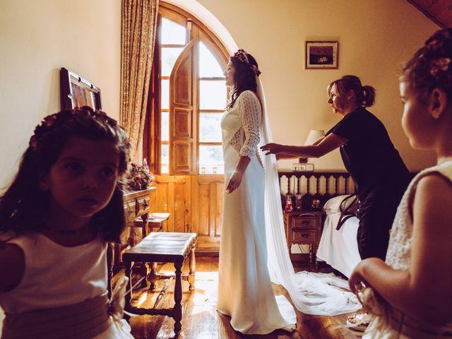 La boda de Andrés y Belén en Cangas De Narcea, Asturias 8