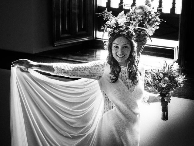 La boda de Andrés y Belén en Cangas De Narcea, Asturias 9