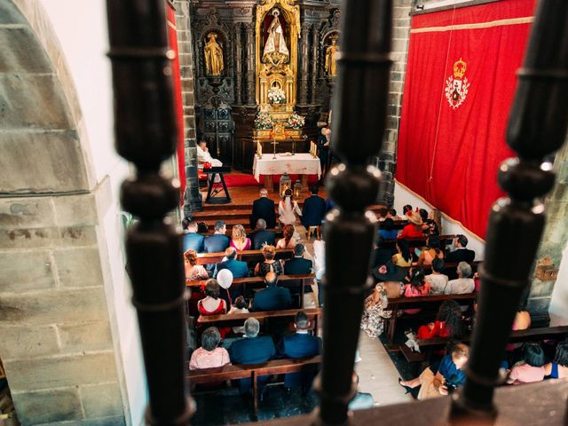 La boda de Andrés y Belén en Cangas De Narcea, Asturias 11