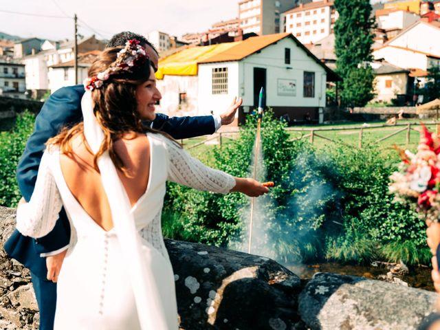 La boda de Andrés y Belén en Cangas De Narcea, Asturias 12