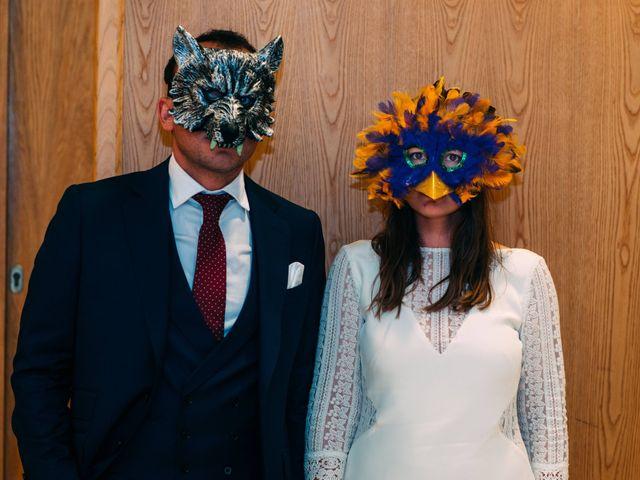 La boda de Andrés y Belén en Cangas De Narcea, Asturias 25