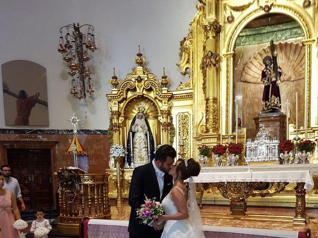 La boda de Alejandro  y Yuleyma en Sevilla, Sevilla 1