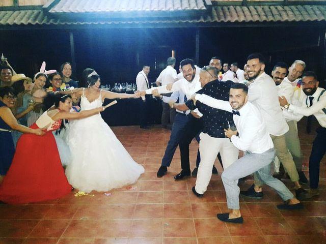 La boda de Alejandro  y Yuleyma en Sevilla, Sevilla 5