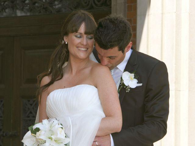 La boda de Lorena y Eloy