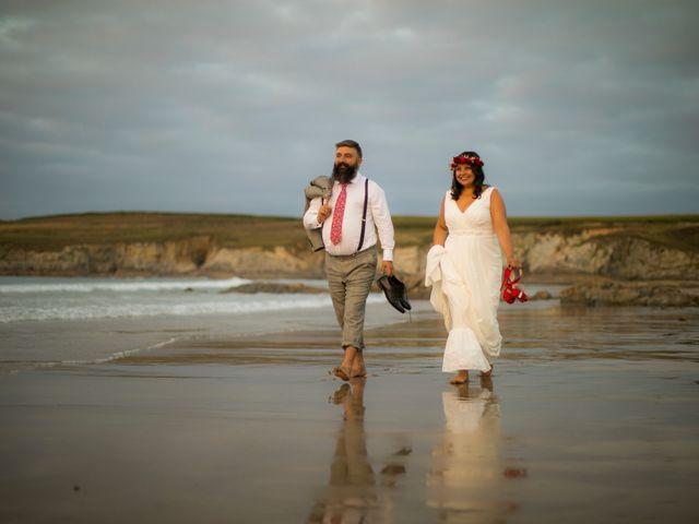 La boda de Yoli y Oscar
