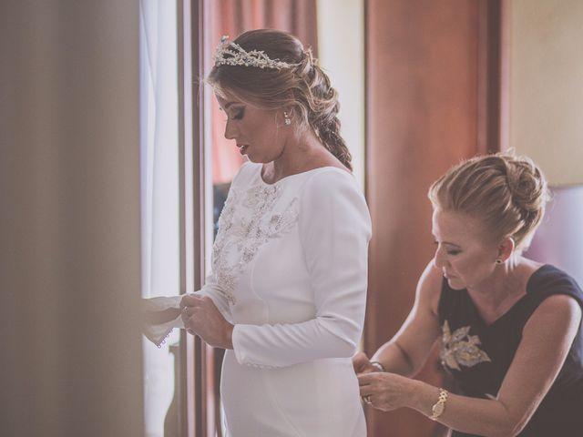 La boda de Rafa y Angie en Carmona, Sevilla 12