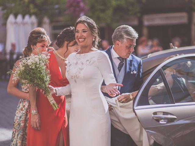 La boda de Rafa y Angie en Carmona, Sevilla 20