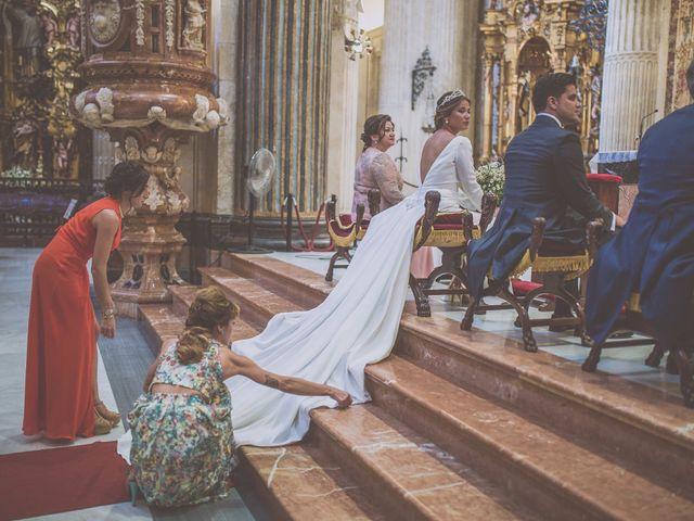La boda de Rafa y Angie en Carmona, Sevilla 26