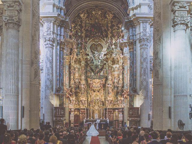 La boda de Rafa y Angie en Carmona, Sevilla 27