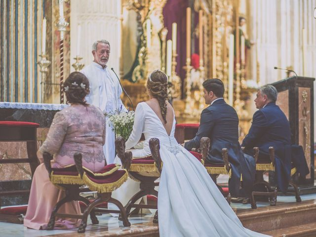La boda de Rafa y Angie en Carmona, Sevilla 29