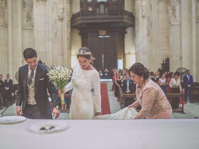La boda de Rafa y Angie en Carmona, Sevilla 37