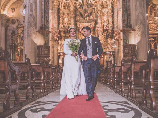La boda de Rafa y Angie en Carmona, Sevilla 38
