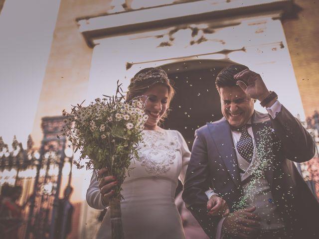 La boda de Rafa y Angie en Carmona, Sevilla 41