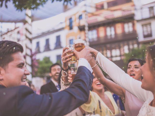 La boda de Rafa y Angie en Carmona, Sevilla 42