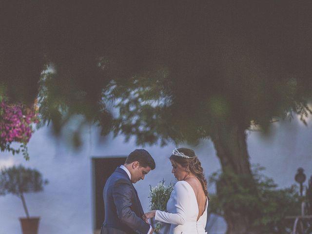 La boda de Rafa y Angie en Carmona, Sevilla 45