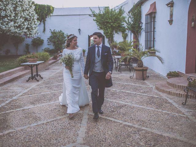 La boda de Rafa y Angie en Carmona, Sevilla 56