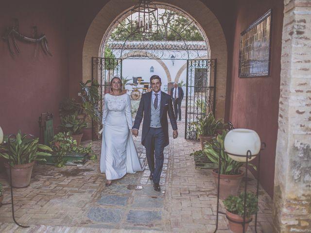 La boda de Rafa y Angie en Carmona, Sevilla 57