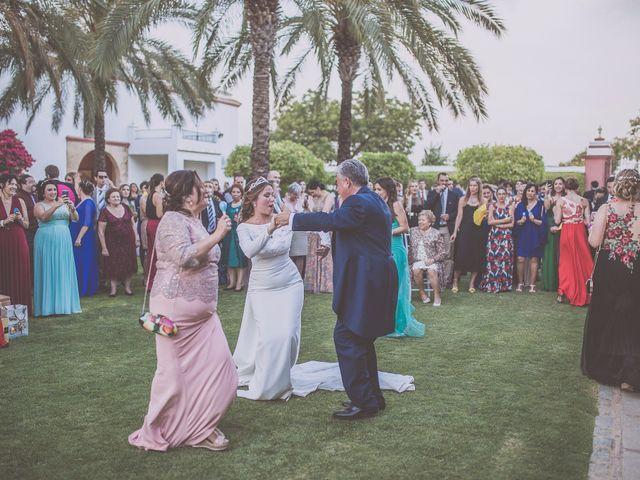 La boda de Rafa y Angie en Carmona, Sevilla 63