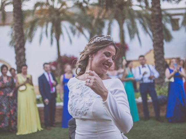 La boda de Rafa y Angie en Carmona, Sevilla 66