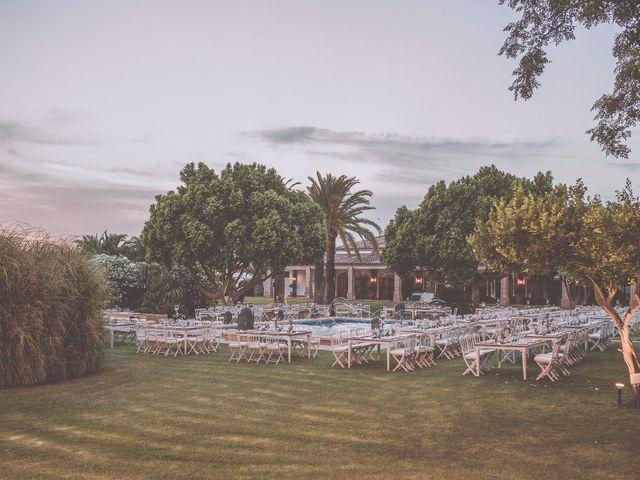 La boda de Rafa y Angie en Carmona, Sevilla 74