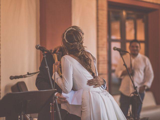 La boda de Rafa y Angie en Carmona, Sevilla 80
