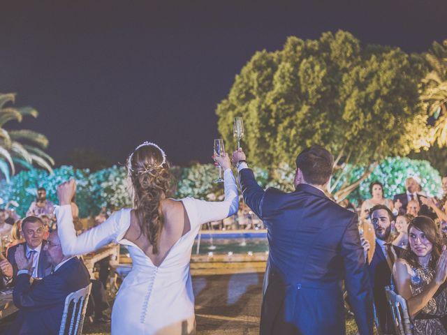 La boda de Rafa y Angie en Carmona, Sevilla 88