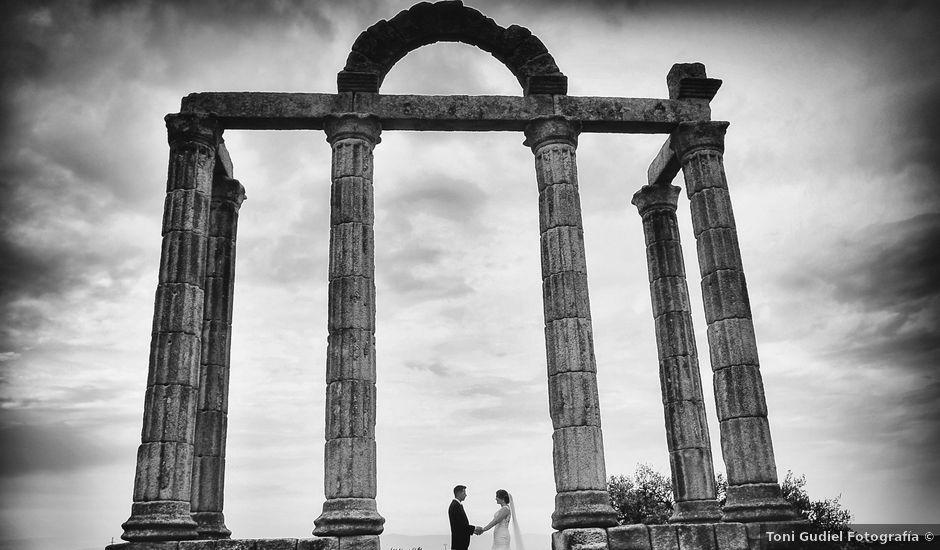 La boda de Sheila y Daniel en Navalmoral De La Mata, Cáceres