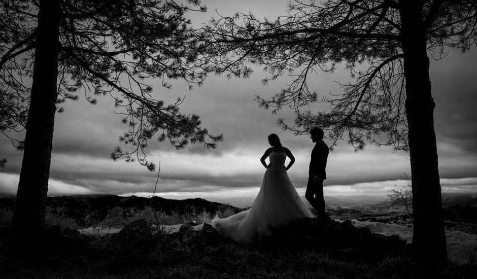 La boda de Ego y Nago en Legazpia, Guipúzcoa