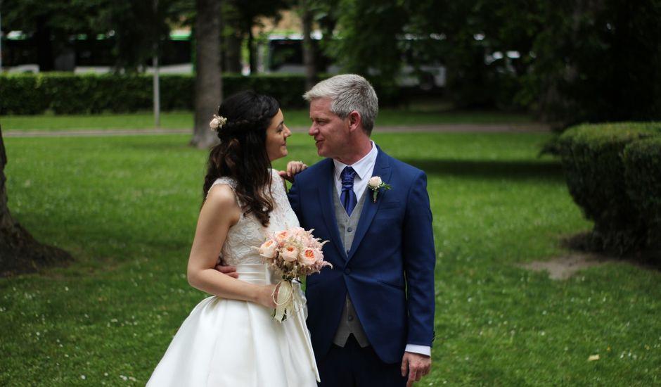 La boda de Seán y Esther en Vitoria-gasteiz, Álava