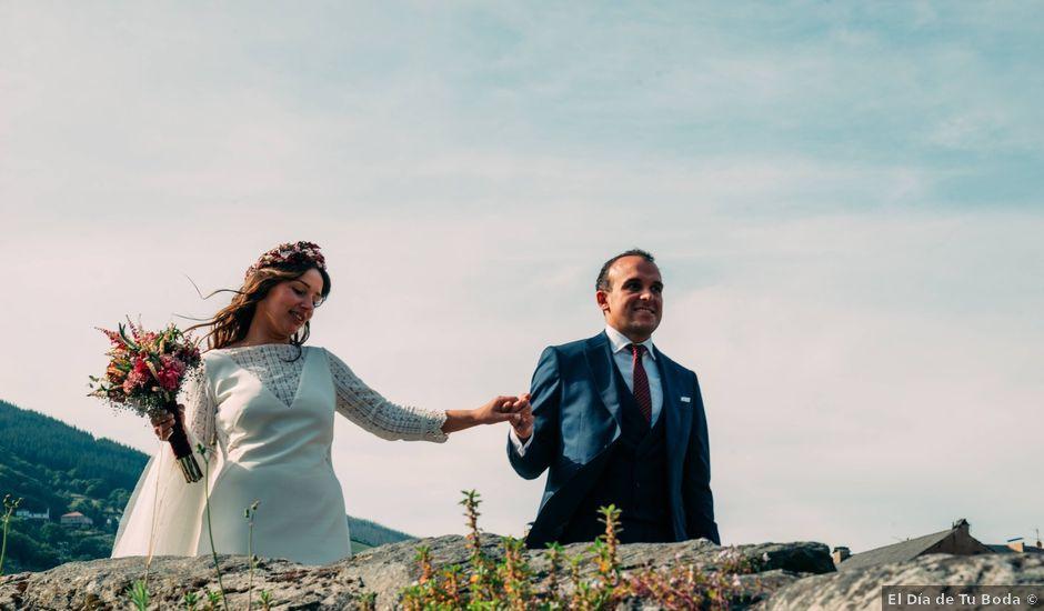 La boda de Andrés y Belén en Cangas De Narcea, Asturias