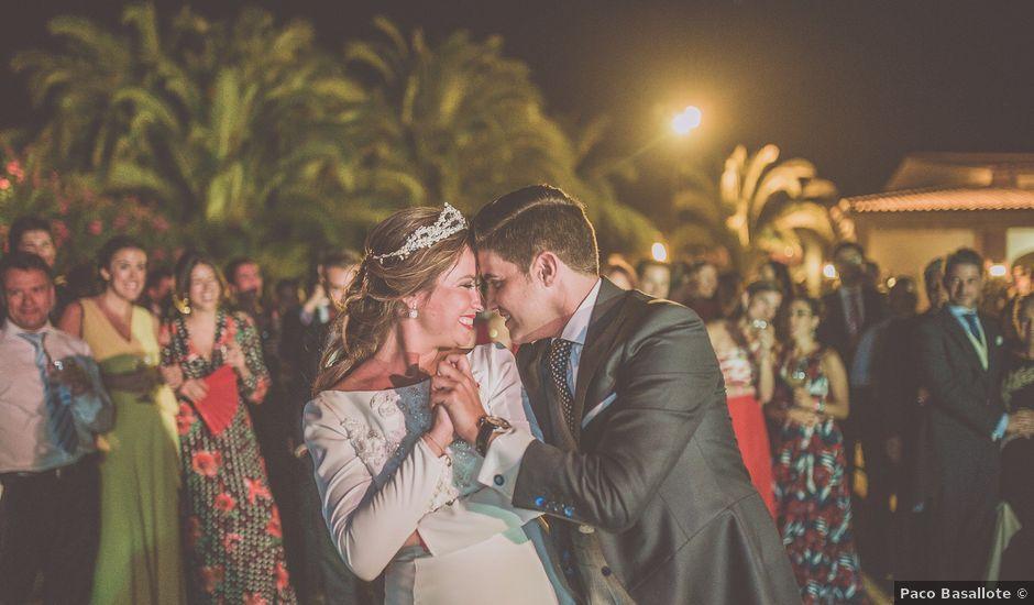 La boda de Rafa y Angie en Carmona, Sevilla