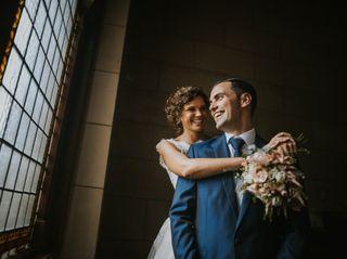 La boda de Andrea y José