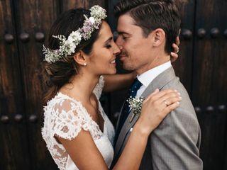 La boda de Eli y Adri