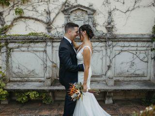 La boda de Mónica y Rafa 2