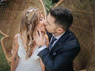 La boda de Nahiara y Anxo
