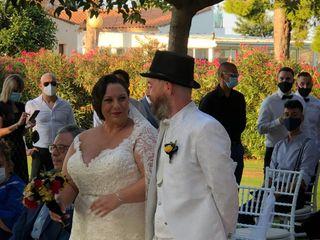 La boda de Amparo y Rubén  1