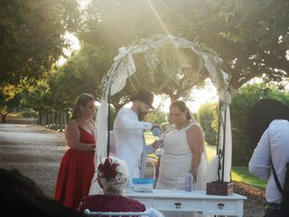 La boda de Amparo y Rubén  3