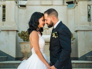 La boda de Juan Manuel Trejo Pérez  y Ginna Vanessa Espinosa Russi 2