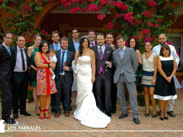 La boda de Francisco y Irene en Sevilla, Sevilla 5