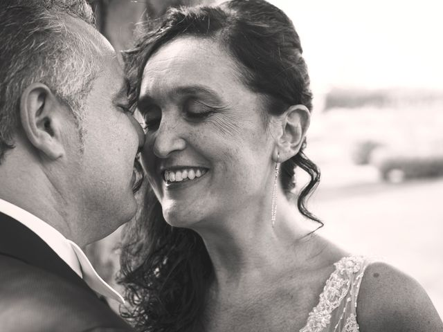 La boda de Noelia y Miguel