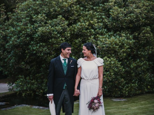 La boda de Luís y Laura en Santiago De Compostela, A Coruña 1