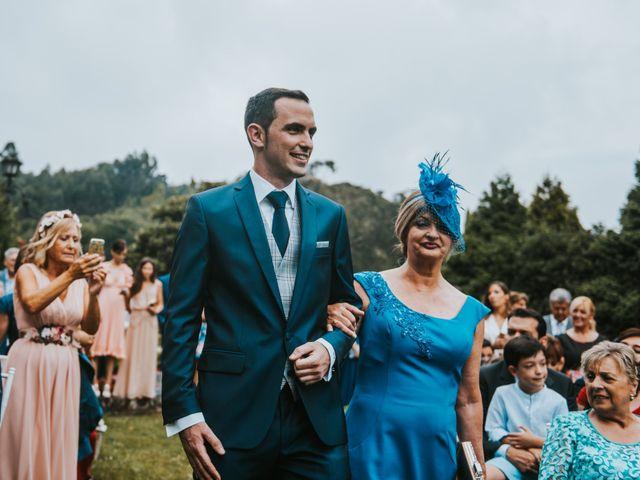 La boda de José y Andrea en Gijón, Asturias 28