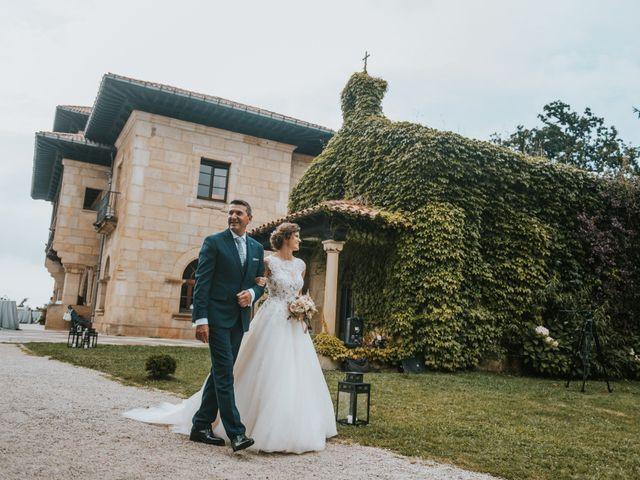 La boda de José y Andrea en Gijón, Asturias 34