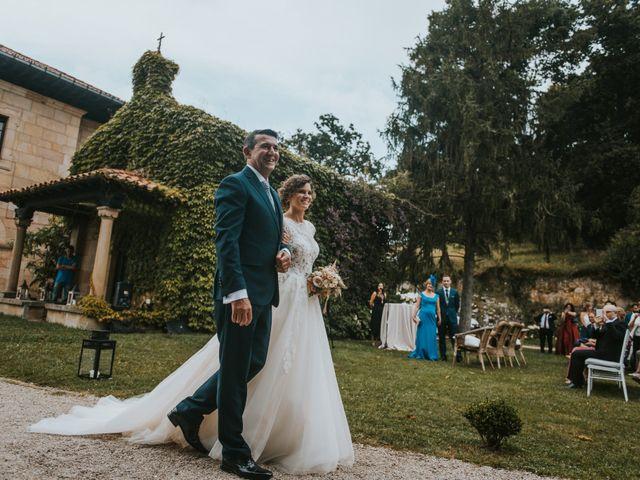 La boda de José y Andrea en Gijón, Asturias 35
