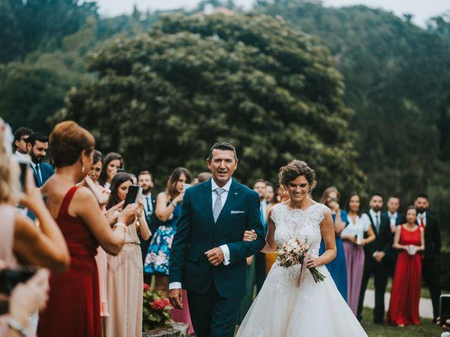 La boda de José y Andrea en Gijón, Asturias 39