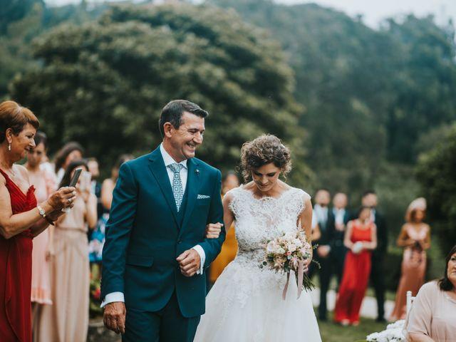 La boda de José y Andrea en Gijón, Asturias 40