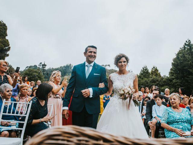 La boda de José y Andrea en Gijón, Asturias 41